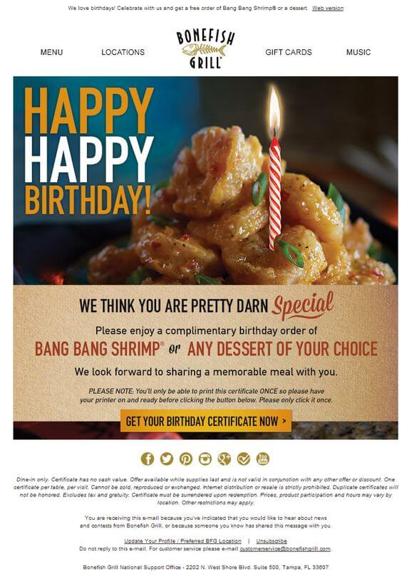 restaurant_birthday_email