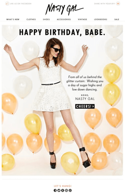 nasty-gal-birthday-greetings-email-to-win-shoppers-over