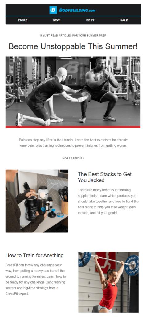 crossfit_newsletter_example_bodybuilding
