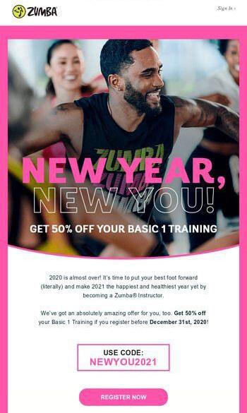 fitness_newsletter_design_example