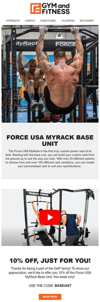gym_newsletter_design_example